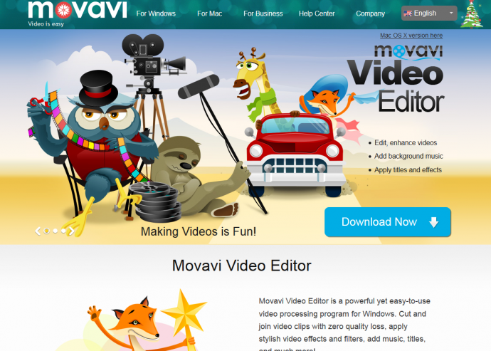 Movavi Video Software Review