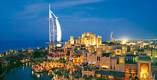 Experience What It Is Like Honeymooning In Dubai