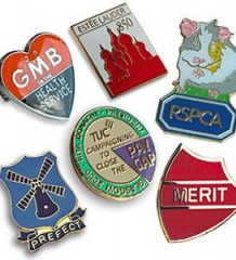The Wide Range Of Enamel Badges Will Leave You Spellbound