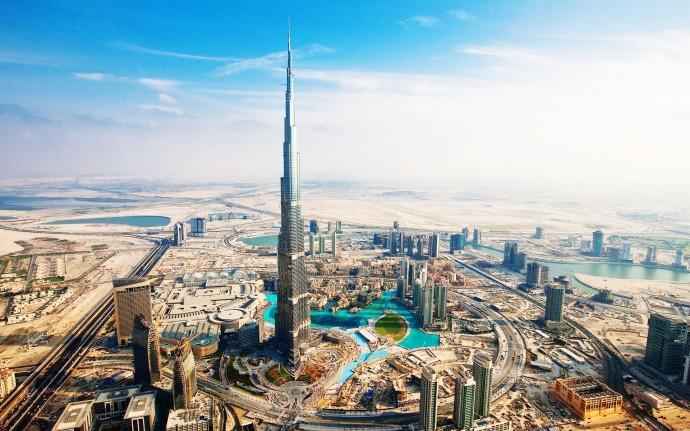 Experience What It Is Like Honeymooning In Dubai