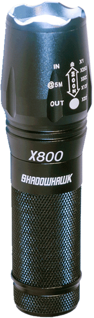 The X800 Flashlight- A Military Grade Tactical Gear or Not