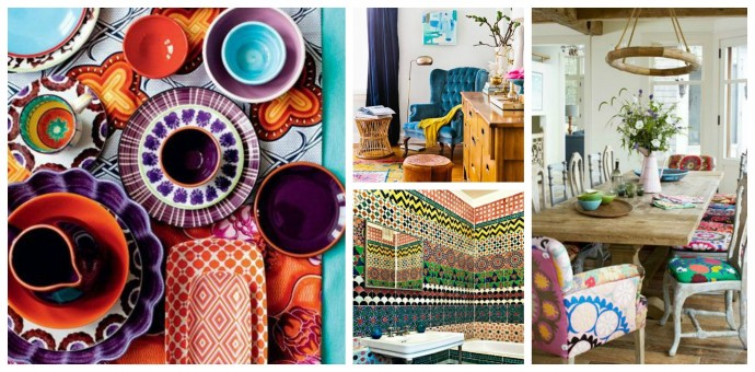 Mismatching Colors In Home Décor Is The Latest Trend
