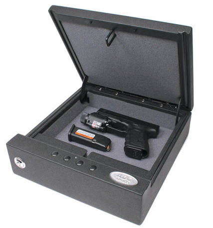 Hand Gun Safe – The Better and Smaller Option