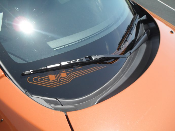 Enjoy Clearer Vision With Heated Windshield Wipers