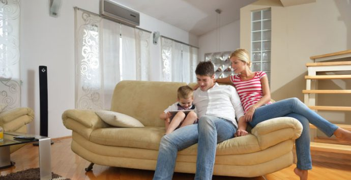 Get Your Comfort from The Heat Pumps!