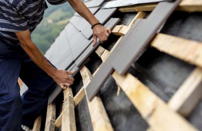 Services from Commercial Roofing Companies
