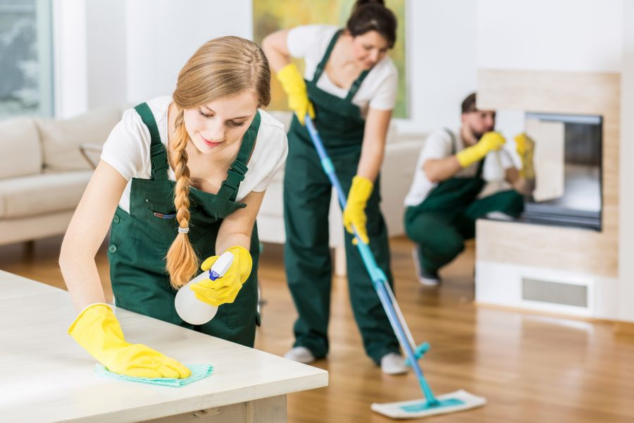 What Benefits Does Your Company Accrue With A Janitorial Insurance