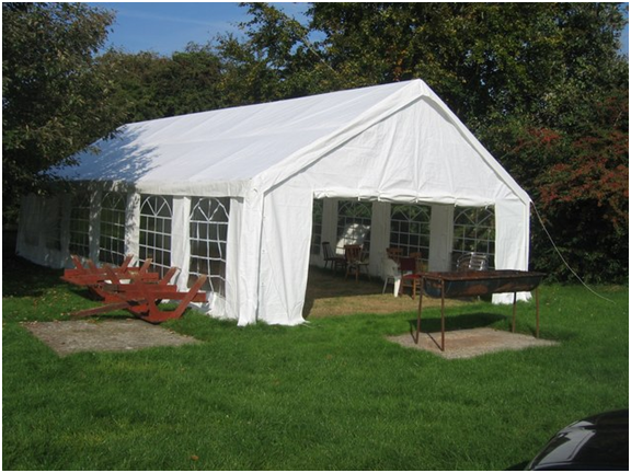 A Guide To Hiring Your Garden Marquee