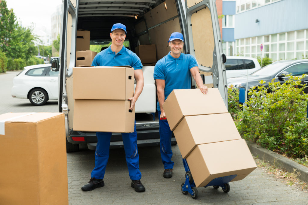 Professional Removals Services --- Reliable, Safe And Convenient!