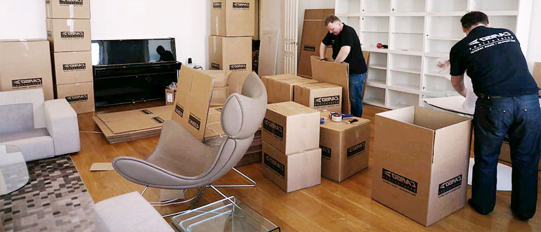 What Can You Anticipate From An International Removal Company?