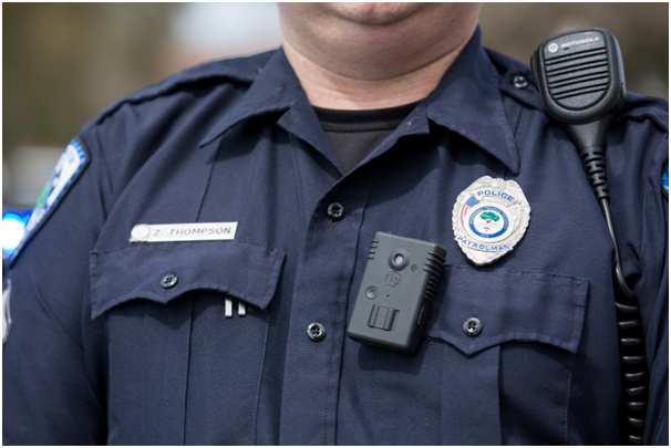 Body Worn Cameras Rolled Out To British Transport Police