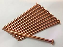 Rust Resistant Copper Nails- Buy Top Quality Products For Your Roofing Needs