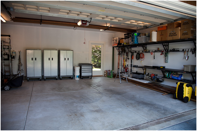 5 Steps To An Organized Garage