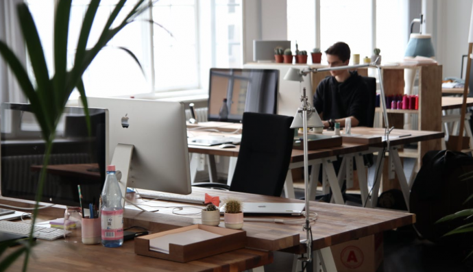 Company Face-Lift: 5 Ways To Update Your Office Aesthetics