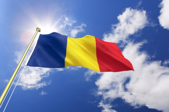 Soka Gakkai International Flag- Flying High With The Message Of Peace!