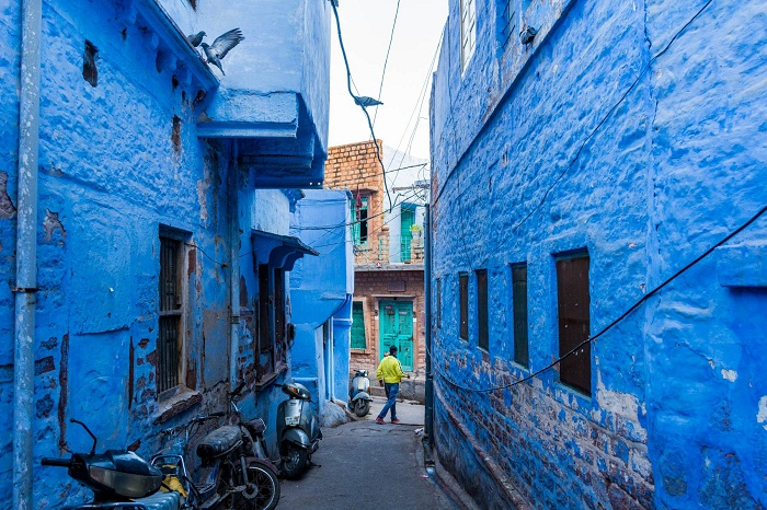 Old Jodhpur Town