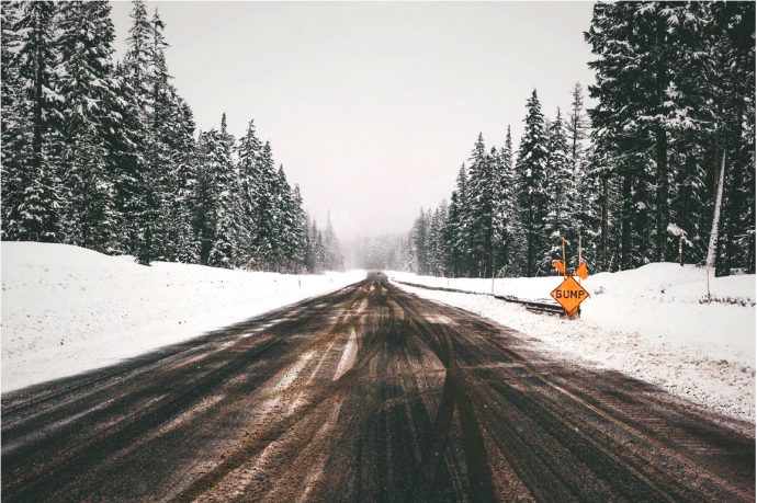 4 Tips For Staying Safe On The Road In Winter