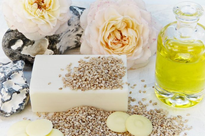 Our 100% Organic and Pure Sweet Almond Oil