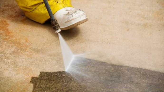Effective & Professional Surface Washing Services
