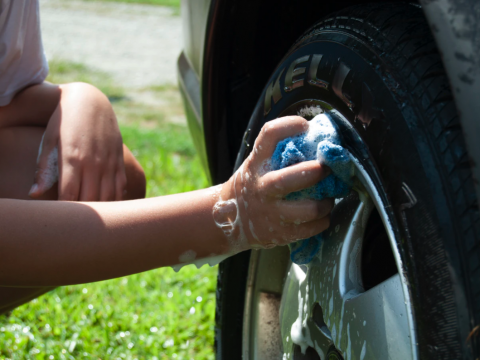 4 Easy Ways to Help Keep Your Car Clean