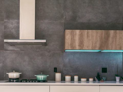 How To Turn Drab Concrete Into An Interior Design Statement