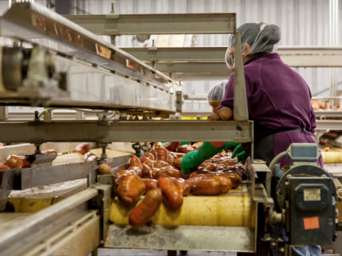 Floor Materials That Make It Easy to Keep Your Food Processing Facility Clean