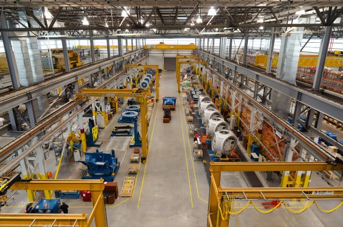 4 Pieces Of Equipment You'll Need When Setting Up Your Own Manufacturing Plant