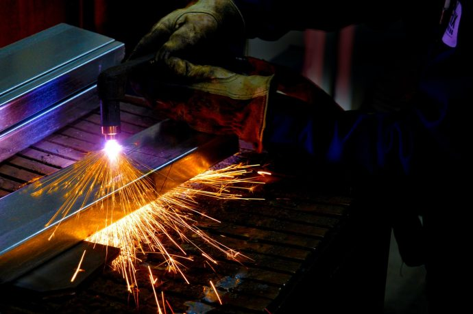 Heavy-Duty Equipment to Help With Your Welding Projects In Your Plant