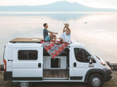 5 Travel Tips For An Amazing Campervan Vacation