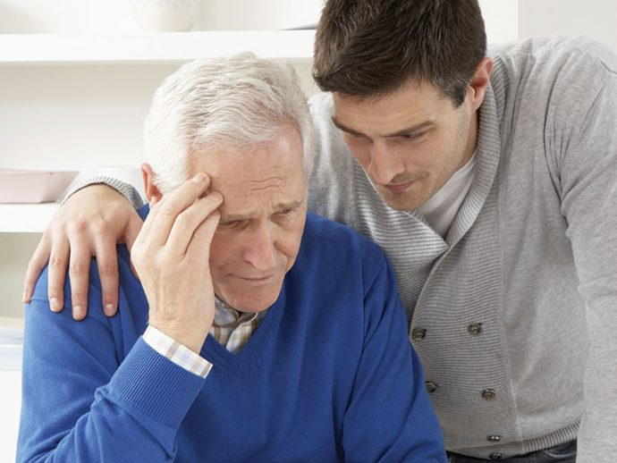 Taking Care Of Someone With Dementia