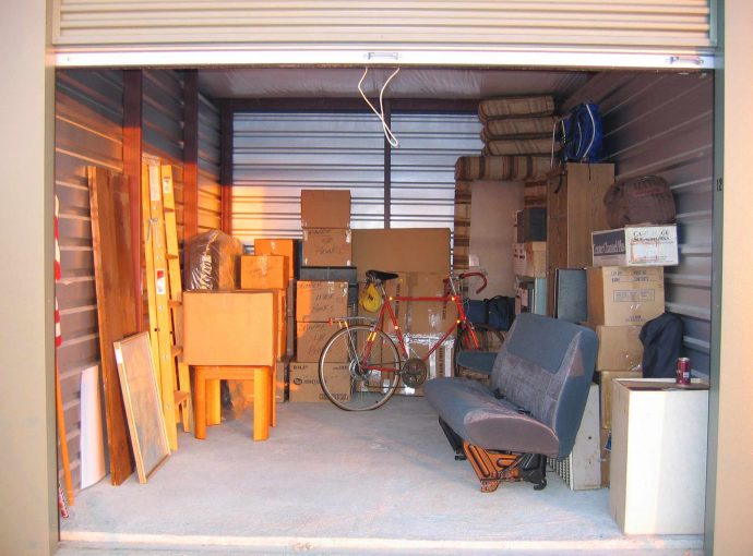 How To Pack A Storage Unit: The Method Behind The Madness
